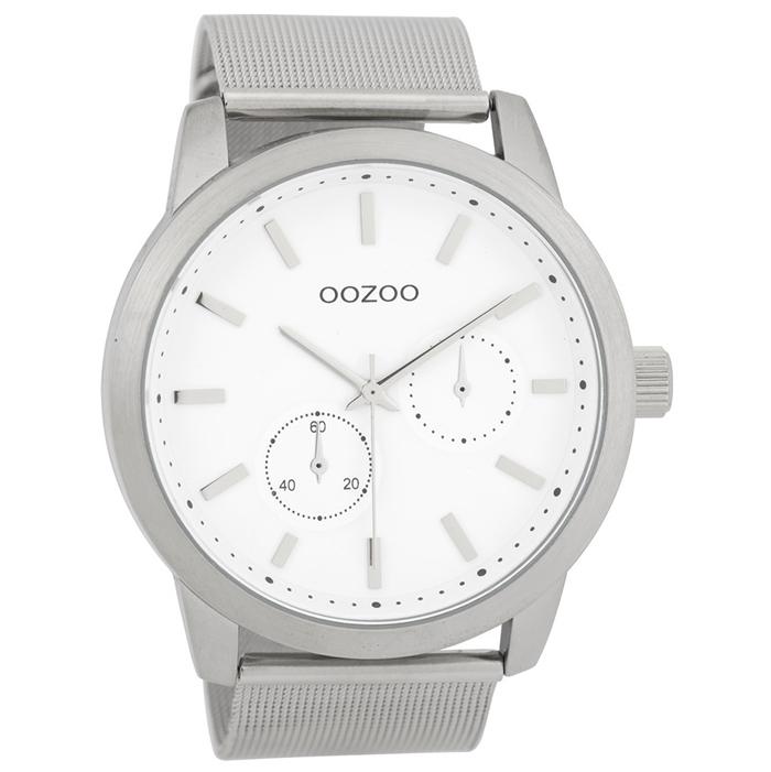 Ρολόι OOZOO Timepieces Metallic Bracelet ΧXL C9661  5961ee2e8eb
