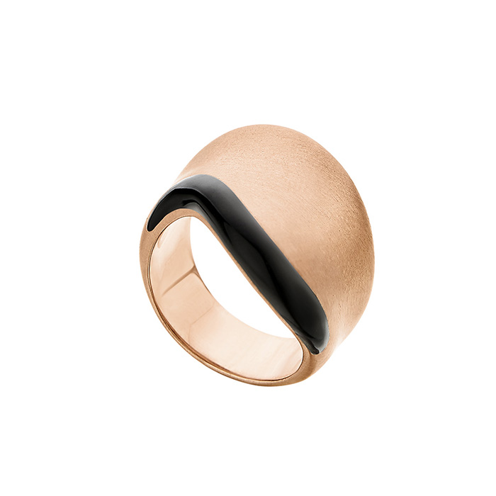 Ring Armor Rose gold 925 SR48PB