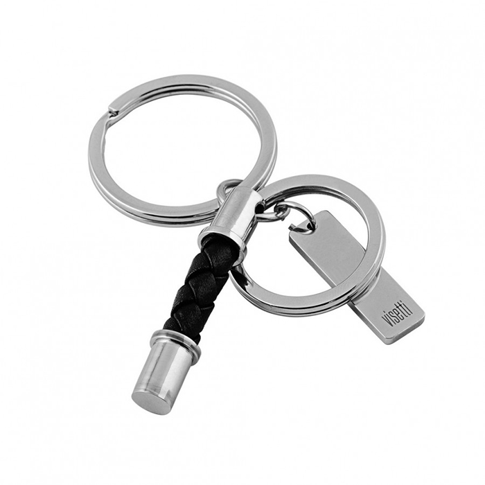 Ατσάλινο Key Ring Visetti AD-MR011