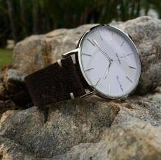 Ρολόι αντρικό Nick Cabana Talisman Leather strap NC111