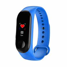 DAS.4 CN18 Blue Fitness Tracker Connected watch 50024