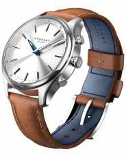 Kronaby Sweden connected Brown leather strap A1000-0658