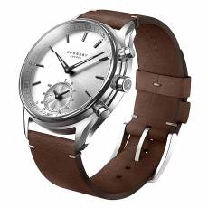 Kronaby Sweden connected Sekel Brown Leather strap A1000-0714
