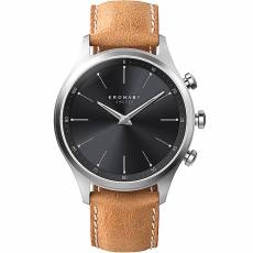 Kronaby Sweden connected Sekel Leather strap A1000-3123