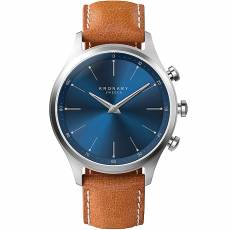 Kronaby Sweden connected Sekel Leather strap A1000-3124