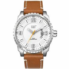 Caterpillar Mossville Brown Leather Strap AC14135222