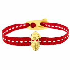 Bracelet Santa 2020 Yellow BB110Y