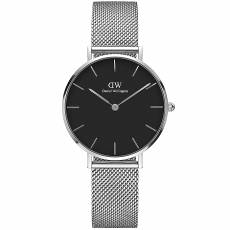 Daniel Wellington petite Silver Sterling black 32,00mm DW00100162