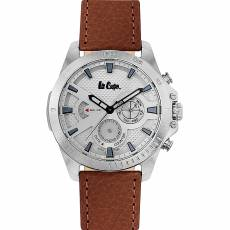 Lee cooper Brown leather strap LC06531.335
