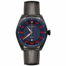 Ανδρικό ρολόι Buler με δερμάτινο λουράκι SP03AS09 03c4ef3e92b