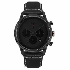 Tylor Tribe Quartz Multifunction Black Timepiece TLAC006