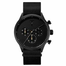 Fly High Tylor Quartz Multifunction Black Timepiece TLAE005