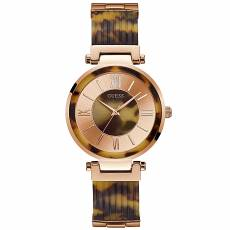Γυναικείο ρολόι Guess Animal Print Bracelet W0638L8 89c577915de