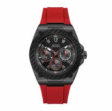 Ανδρικό ρολόι Guess Red Watch Multifunction W1049G6
