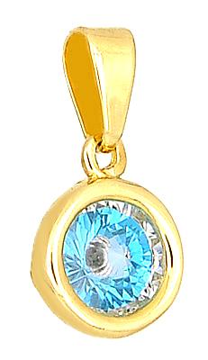 Χρυσό Ματάκι Κ14 000105 000105 Χρυσός 14 Καράτια