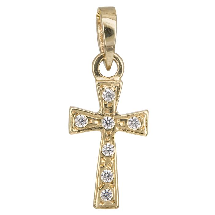 ΣΤΑΥΡΟΥΔΑΚΙ ΧΡΥΣΟ 14Κ 012942 Χρυσός 14 Καράτια