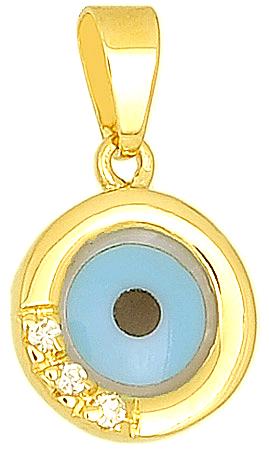 Χρυσό Ματάκι Κ14 000149 000149 Χρυσός 14 Καράτια