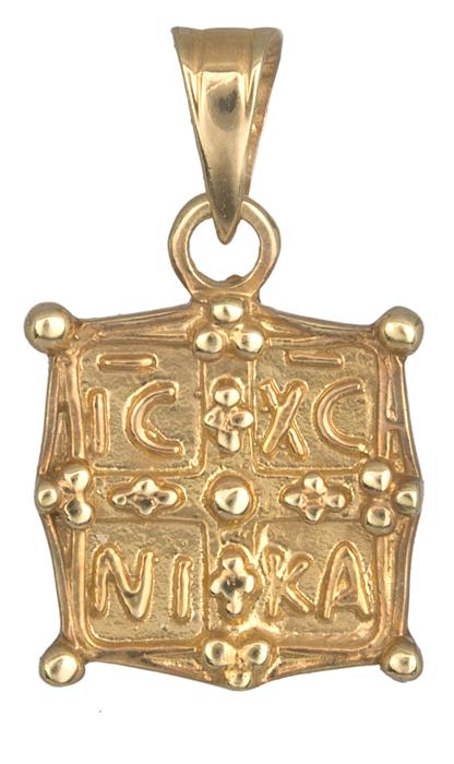 Χρυσό Κωνσταντινάτο Κ14 000293 000293 Χρυσός 14 Καράτια
