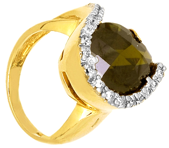 Δίχρωμο Δαχτυλίδι Κ14 000320 000320 Χρυσός 14 Καράτια χρυσά κοσμήματα δαχτυλίδια με μαργαριτάρια και διάφορες πέτρες