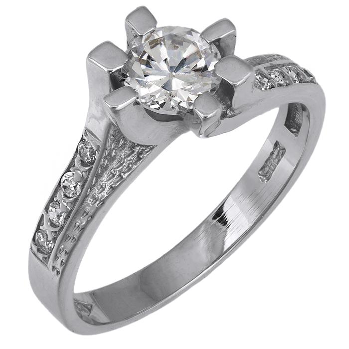 Μονόπετρο δαχτυλίδι 9Κ 013807 013807 Χρυσός 9 Καράτια χρυσά κοσμήματα δαχτυλίδια μονόπετρα