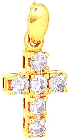 Χρυσός Σταυρός Κ14 000472 000472 Χρυσός 14 Καράτια χρυσά κοσμήματα σταυροί