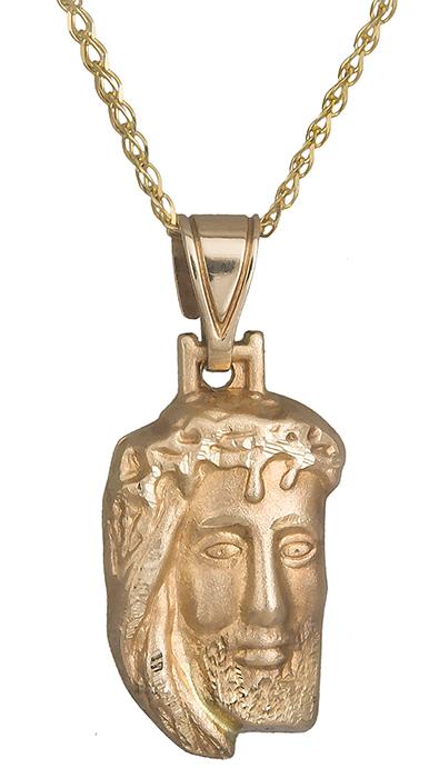 Φυλαχτό 9Κ σε χρυσό για μωρό C012508 012508C Χρυσός 9 Καράτια