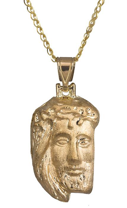 Χρυσό φυλαχτό Κ14 C000744 000744C Χρυσός 14 Καράτια