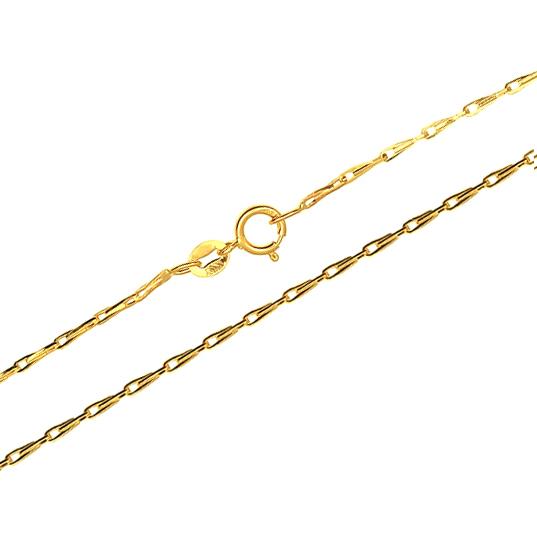 Χρυσή Καδένα Κ14 000813 Χρυσός 14 Καράτια