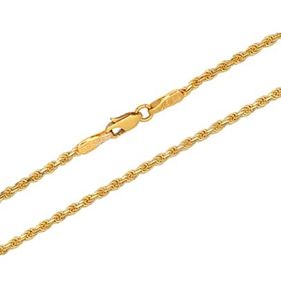 Χρυσή Καδένα Κ14 000836 Χρυσός 14 Καράτια