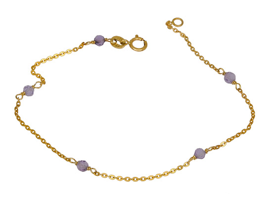 Χρυσό Βραχιόλι Κ14 000880 Χρυσός 14 Καράτια