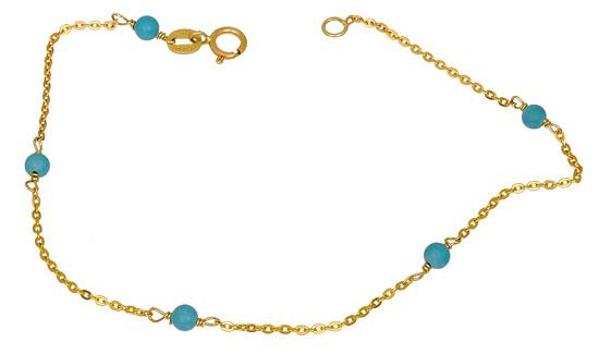 Χρυσό Βραχιόλι Κ14 000884 Χρυσός 14 Καράτια χρυσά κοσμήματα βραχιόλια