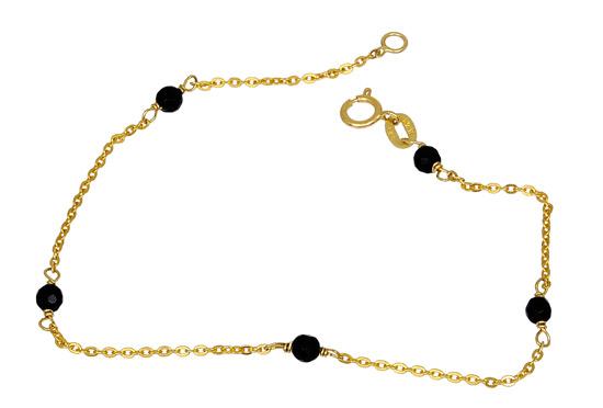 Χρυσό Βραχιόλι Κ14 000893 Χρυσός 14 Καράτια