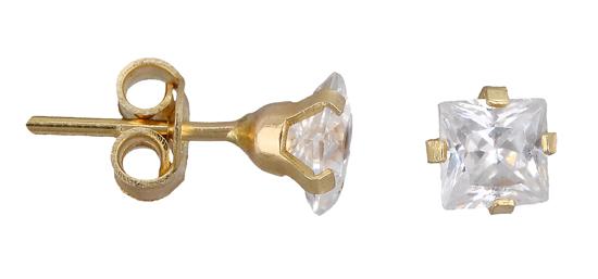 Χρυσά Σκουλαρίκια Κ14 000994 000994 Χρυσός 14 Καράτια χρυσά κοσμήματα σκουλαρίκια καρφωτά
