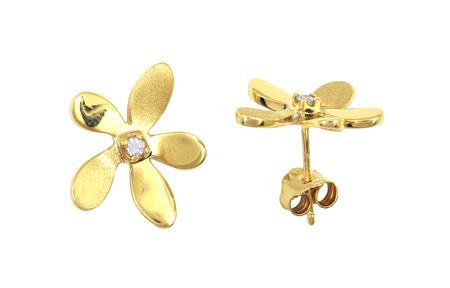 Χρυσά Σκουλαρίκια Κ14 001155 001155 Χρυσός 14 Καράτια