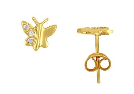 Χρυσά Σκουλαρίκια Κ14 001159 001159 Χρυσός 14 Καράτια