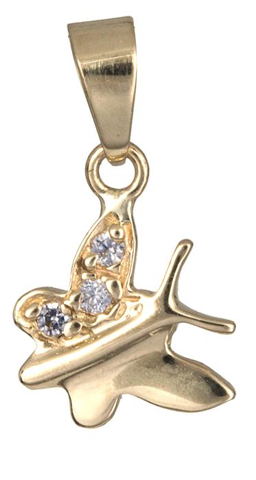 Χρυσό Κρεμαστό Κ14 001242 001242 Χρυσός 14 Καράτια