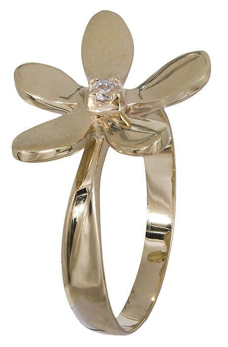 Χρυσό δαχτυλίδι 14Κ 001250 001250 Χρυσός 14 Καράτια
