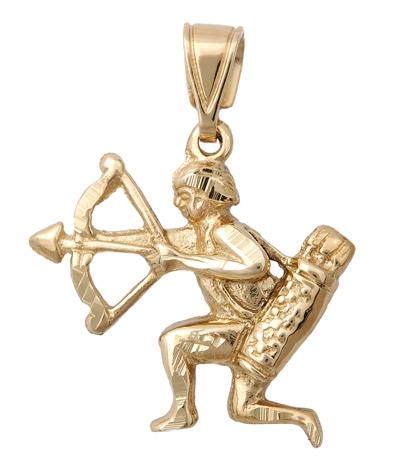 Χρυσό Ζώδιο Κ14 001435 001435 Χρυσός 14 Καράτια