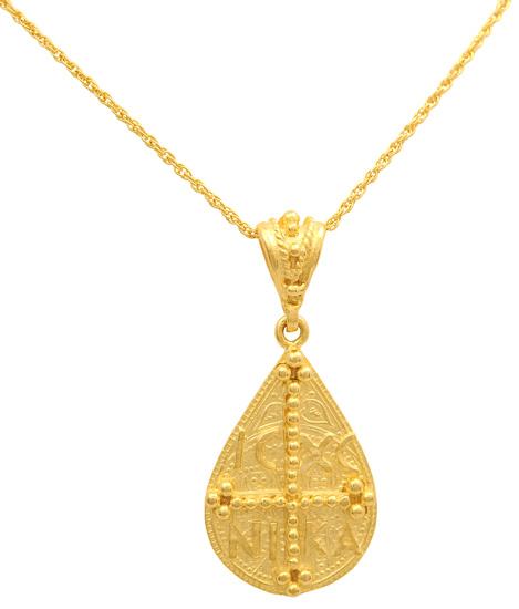 Χρυσό Κωνσταντινάτο 14Κ 001467 001467 Χρυσός 14 Καράτια