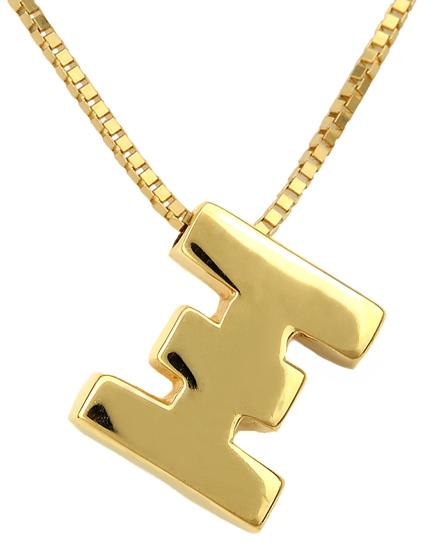 Χρυσό Μονόγραμμα 001594 001594 Χρυσός 14 Καράτια