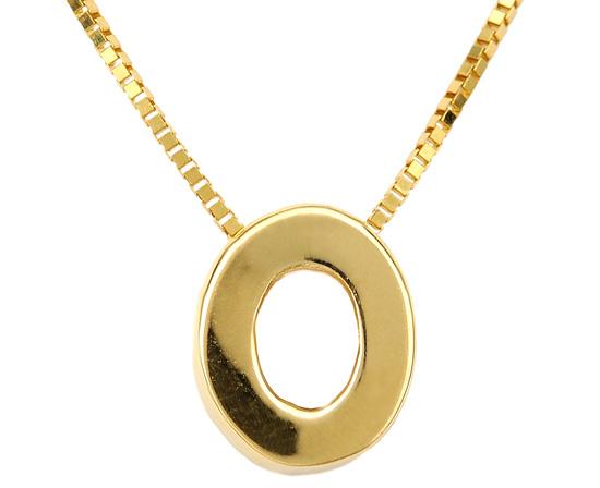 Χρυσό μονόγραμμα 001596 001596 Χρυσός 14 Καράτια