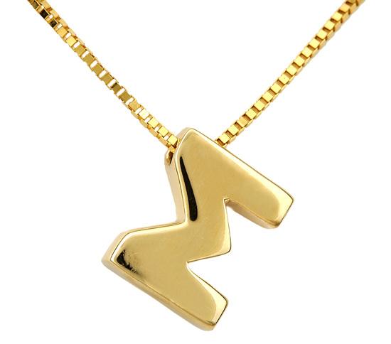 Μονόγραμμα χρυσό 001602 001602 Χρυσός 14 Καράτια