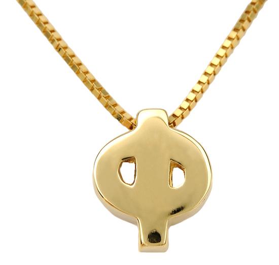 Χρυσό μονόγραμμα 14 καράτια 001608 Χρυσός 14 Καράτια