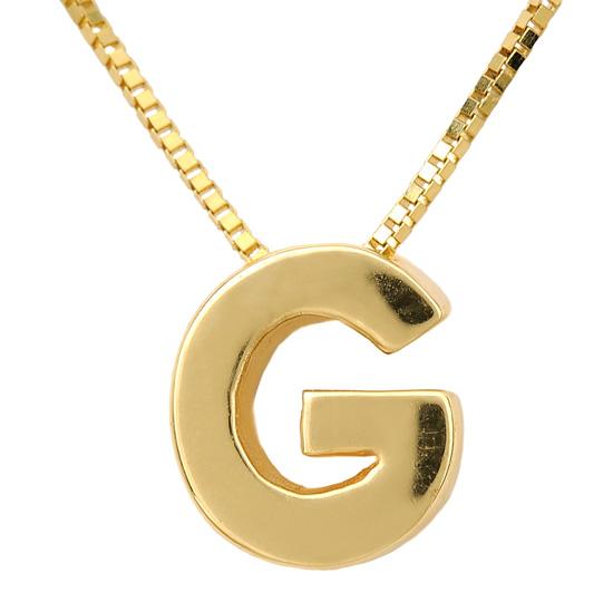 Χρυσό μονόγραμμα 001620 001620 Χρυσός 14 Καράτια