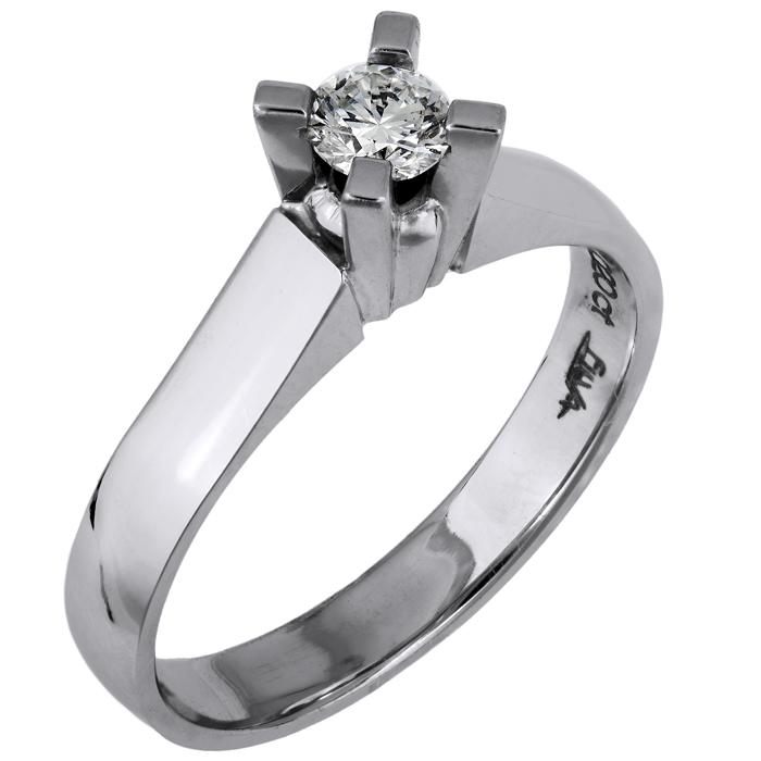 Δαχτυλίδι Κ18 018703 018703 Χρυσός 18 Καράτια