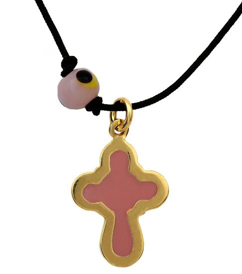 Χρυσό κολιέ 14 καράτια 002040 Χρυσός 14 Καράτια χρυσά κοσμήματα κολιέ