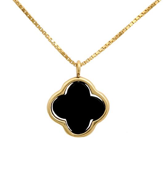 Χρυσό κολιέ K14 002211 Χρυσός 14 Καράτια