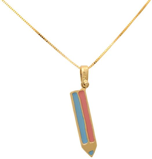 Χρυσό κολίε 14Κ 002414 Χρυσός 14 Καράτια