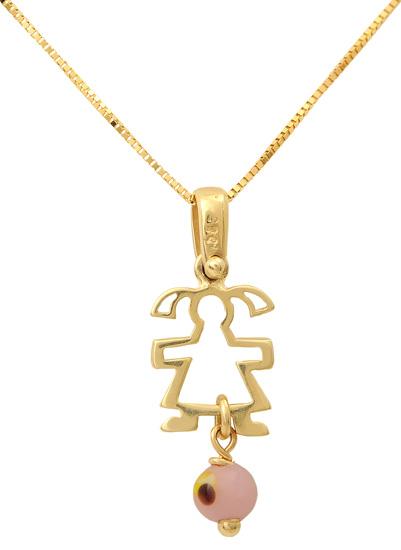 Κολιέ χρυσό 14Κ 002431 Χρυσός 14 Καράτια