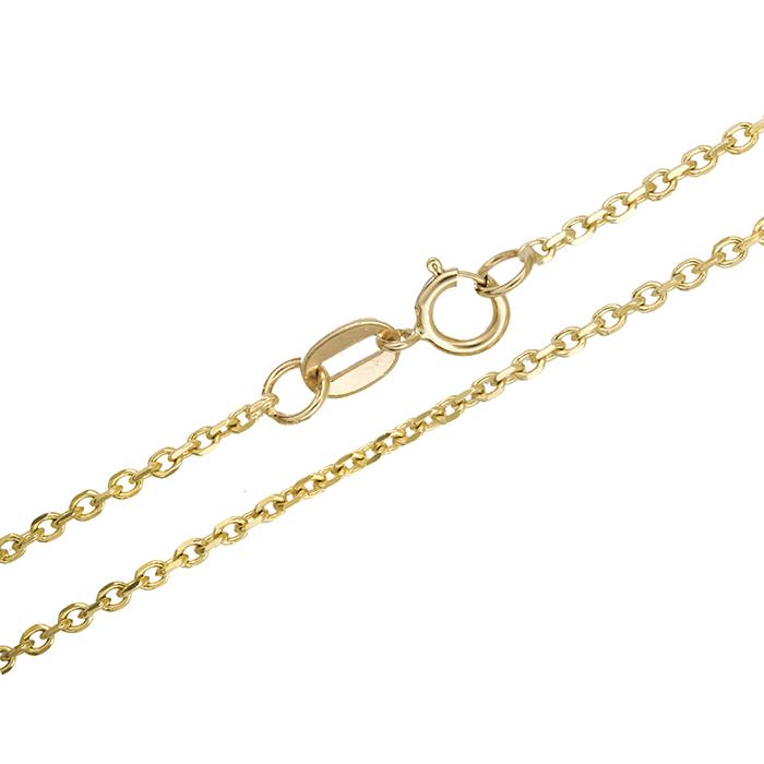Καδένα χρυσή Κ14 002542 002542 Χρυσός 14 Καράτια